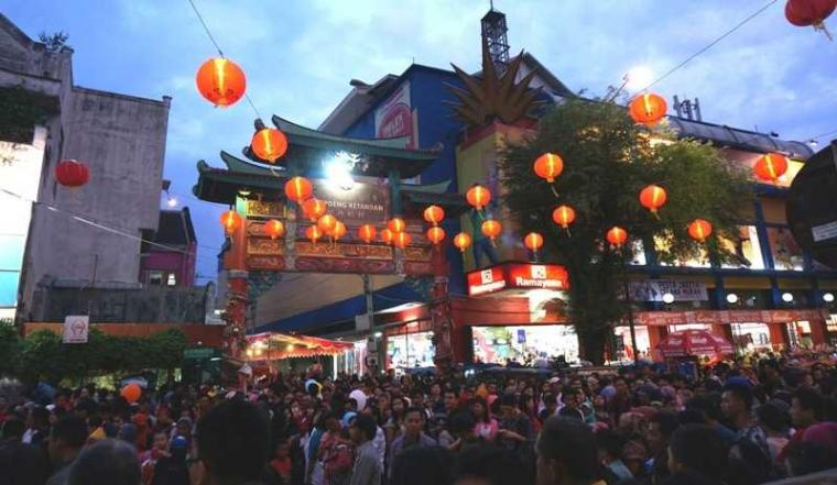 perayaan Imlek di Jogja