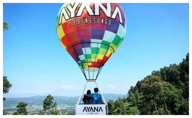 Ayana Gedong Songo